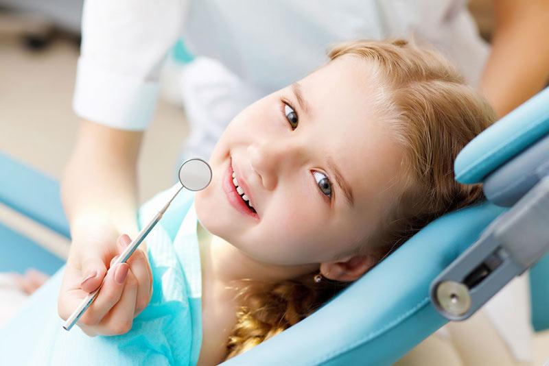 دندانپزشکی کودکان - کلینیک دندانپزشکی کادوس